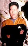 Garrett as Harry Kim